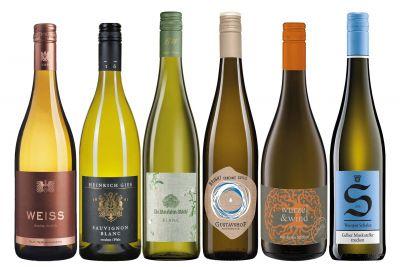 Weinpaket Weißwein-Vielfalt aus Deutschland