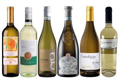 Weinpaket Italiens Weißwein-Klasse