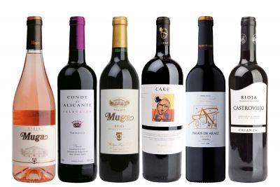 Weinpaket Hola Spanien