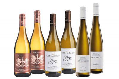 Entdeckerpaket Weißwein