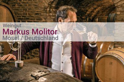 Weinpaket Weingut Markus Molitor - Spitzenwinzer von der Mosel