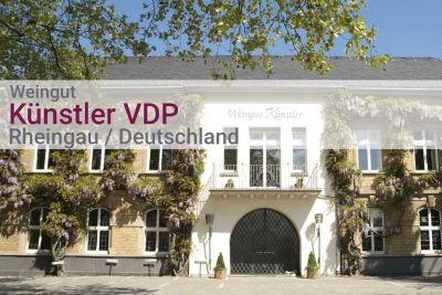 Weinpaket Weingut Künstler - Weine aus dem Rheingau