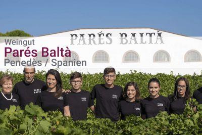 Weinpaket Weingut Parés Baltà - Bio-Weine aus dem Penedès