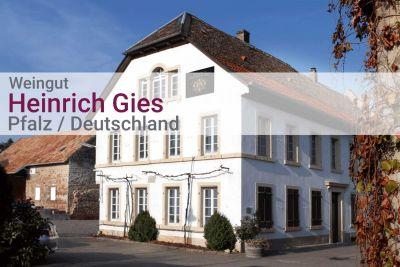 Weinpaket Weingut Heinrich Gies - Genuss zum EinGIESsen
