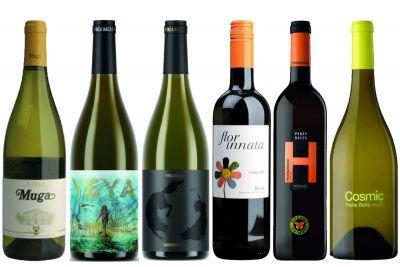 Weinpaket Vino Blanco aus Spanien