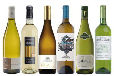 Weinpaket Vin Blanc aus Frankreich