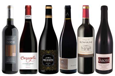 Weinpaket Vin Rouge aus Frankreich
