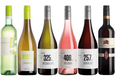 Weinpaket Collegium Wirtemberg - Mit Herz und Verstand Weine gestalten