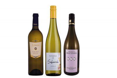 Weinpaket Feinstes Bukett in Flaschen - Duftrebsorten