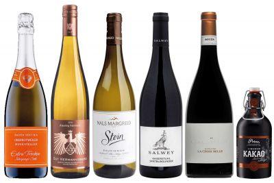 """Weinpaket Online-Weinprobe 6 am 11.12.2020 """"Lieblingsweine für die Feiertage"""""""