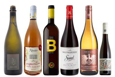 """Online-Weinprobe 8 am 03.04.2021 """"Kulinaria"""""""