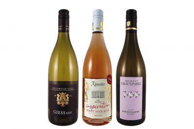 Das Weinpaket - zum Spargel