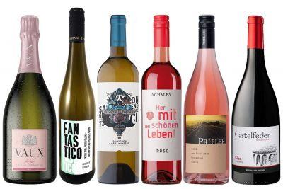"""Online-Weinprobe 9 am 21.05.2021 """"Wein und Grillen"""""""