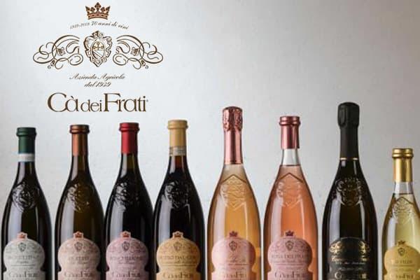 Spitzenweine von Cà dei Frati Wein Lombardai Winzer Italien
