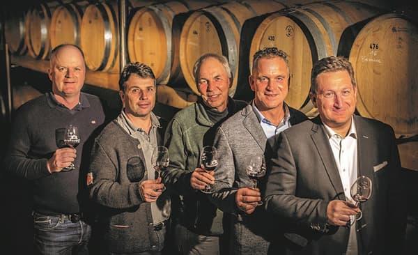 Weingut Collegium Wirtemberg Wein Deutschland Baden Winzer