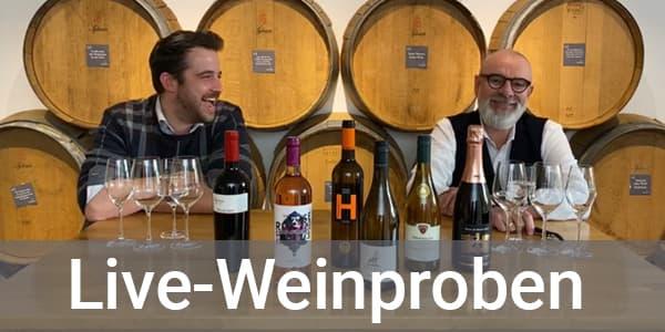 Probierpakete Live-Weinproben Hunfeld Wein