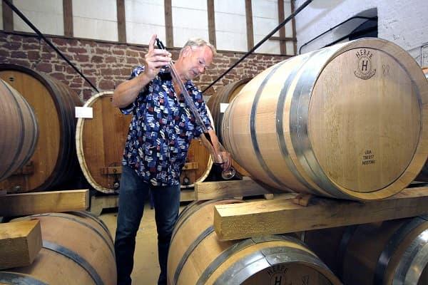 Weingut Heinrich Gies Wein Pfalz Winzer Deutschland
