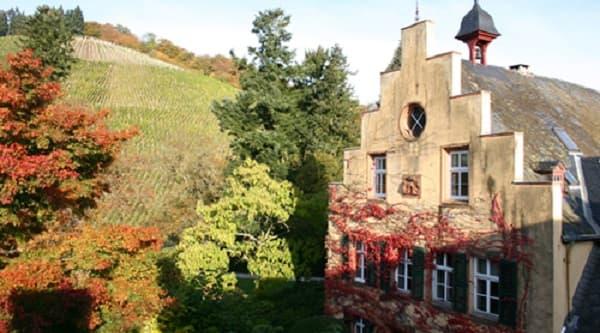 Weingut Maximin Grünhaus Wein Mosel Winzer Deutschland