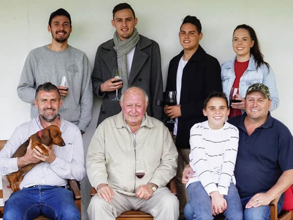 Weingut Middelvlei Estate Wein Stellenbosch Winzer Südafrika