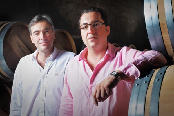 Weingut Bodegas Muga Wein Rioja Winzer Spanien