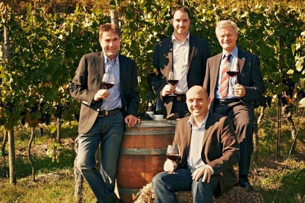 Weingut Oberrotweiler Winzerverein Wein Baden Winzer Deutschland