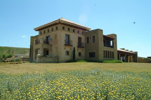Weingut Pagos de Araiz Wein Navarra Winzer Spanien