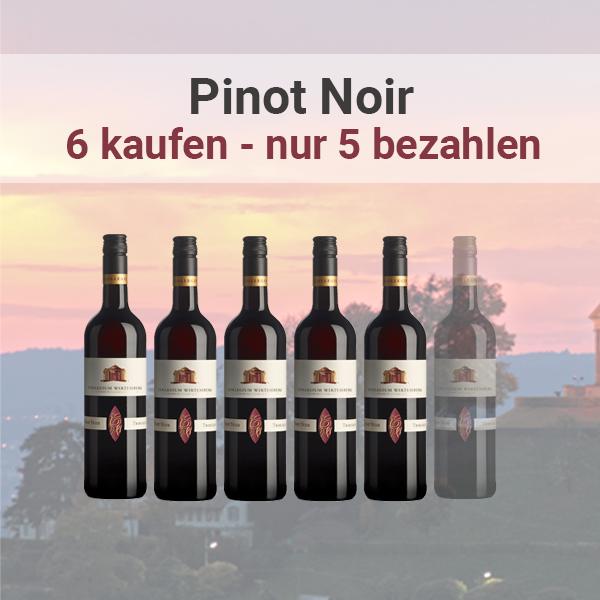 Collegium Wirtemberg Aktion Angebot Reduziert Pinot Noir