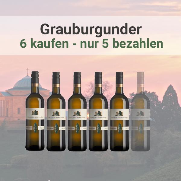 Collegium Wirtemberg Aktion Angebot Reduziert Grauburgunder