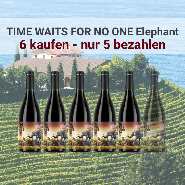 Finca Bacara Spanien Aktion Angebot Reduziert TIME WAITS FOR NO ONE Elephant DO