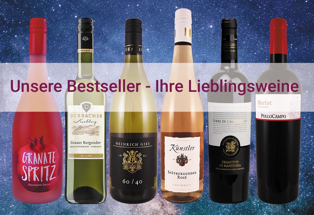 Hunfeld Wein Bestseller Ihre Lieblingsweine