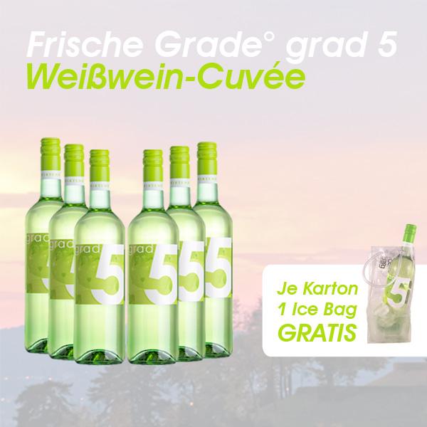 Grad 5 Aktion Angebot Reduziert Weinkühler Wein