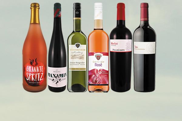Hunfeld Wein Paket Weinpaket Entdeckerpaket Einsteiger Anfänger