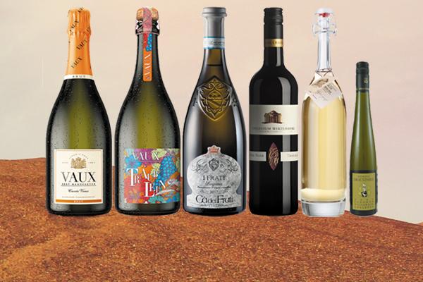 Hunfeld Wein Paket Weinpaket Entdeckerpaket Wochenende Weekender