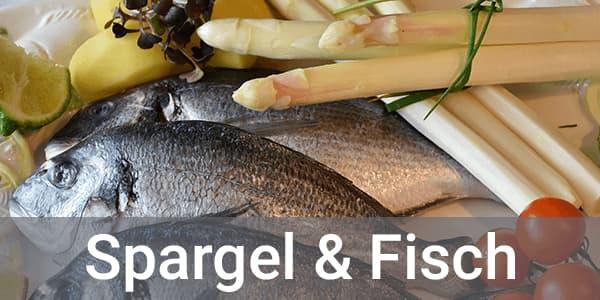 Weinempfehlungen zu Spargelgerichten mit Fisch oder Krustentiere