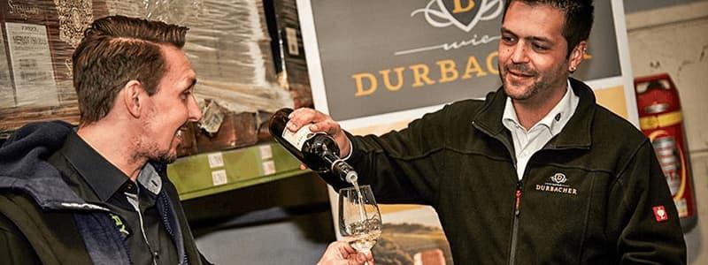 Hauseigene Weinprobe Jahresweinprobe Winzerweinprobe