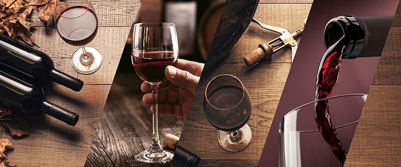Weinpakete für Weinprobe zuhause entdecken
