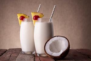 Alkoholfreie Cocktails Coconut Dream Rezept