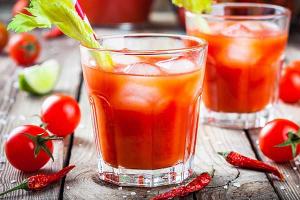 Alkoholfreie Cocktails Virgin Mary Rezept