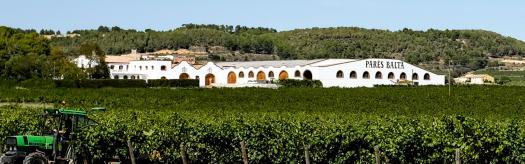 Weingut Pares Balta Spanien