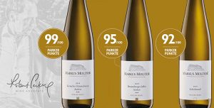 Markus Molitor - Top Bewertungen für das Weingut